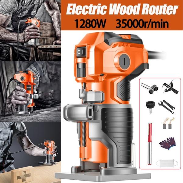 electricrouter, trimmingmachine, Tool, woodworkingplane