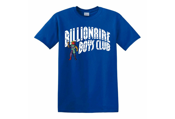Billionaire Boys Club BB Astro Arch Short Sleeve T-Shirt Blue Black S-5XL