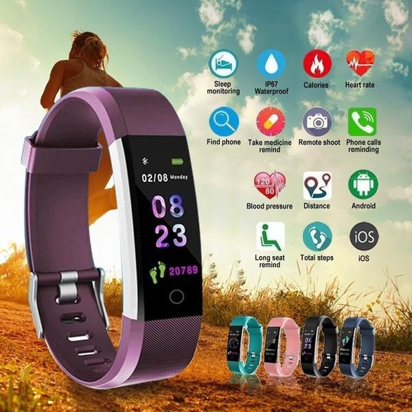 pedometerwatch, Heart, Fashion, Monitors