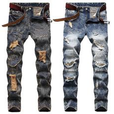 men jeans, Plus Size, pants, Vintage
