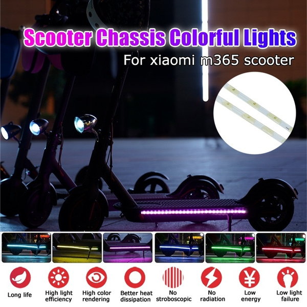 luminousscooter, xiaomim365scooter, led, Electric