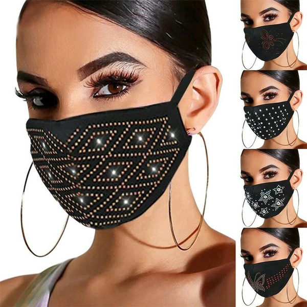 facemaskcovering, Outdoor, mouthmask, Crystal