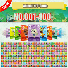 amiibonfctag, animal print, Nintendo, animalcrossing