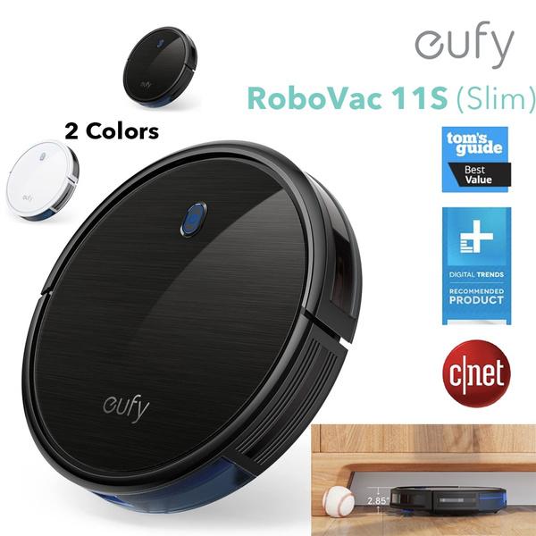 eufy, Cleaning Supplies, slim, roboticvacuum