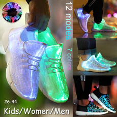 shoes for kids, Sneakers, Fiber, led