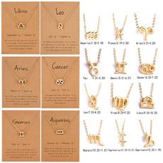 horoscopependant, 12constellationsnecklace, constellationsnecklace, constellationpendant