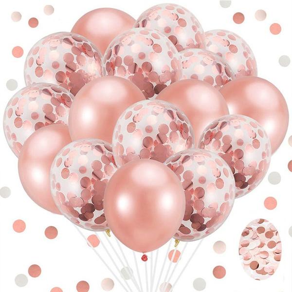 婚礼气球, Jewelry, gold, birthdayballoon