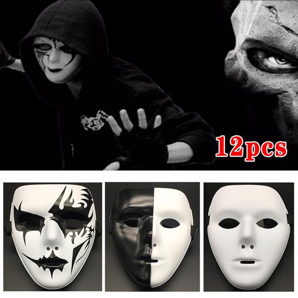 pulpmask, ghost, whitemask, dancermask