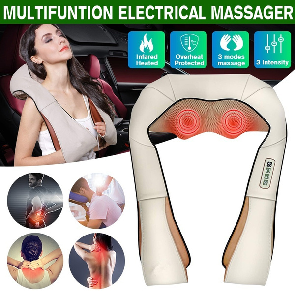 massagersforback, Necks, electricmassager, neckmassage