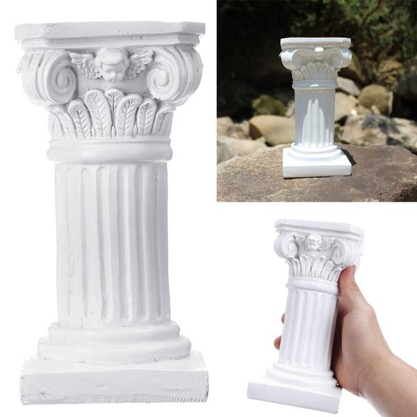 romanpillar, greekdecoration, Decor, romanpillarfigurine