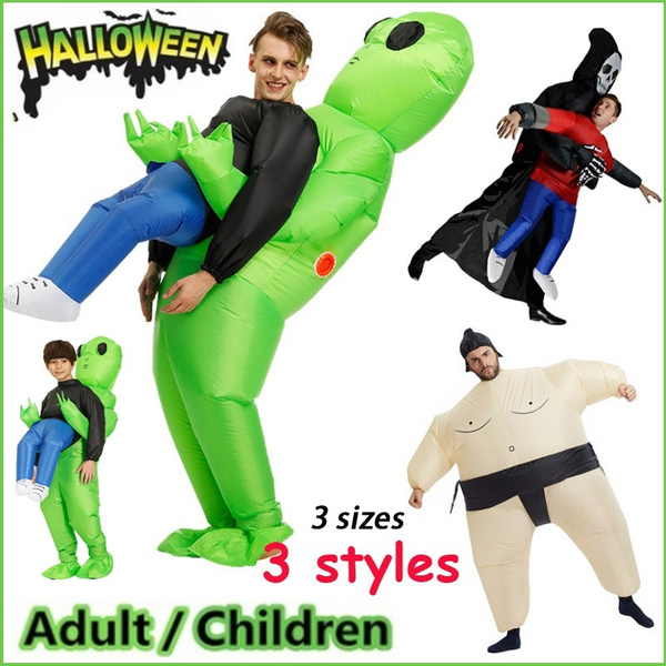 ghost, Funny, Cosplay, Inflatable