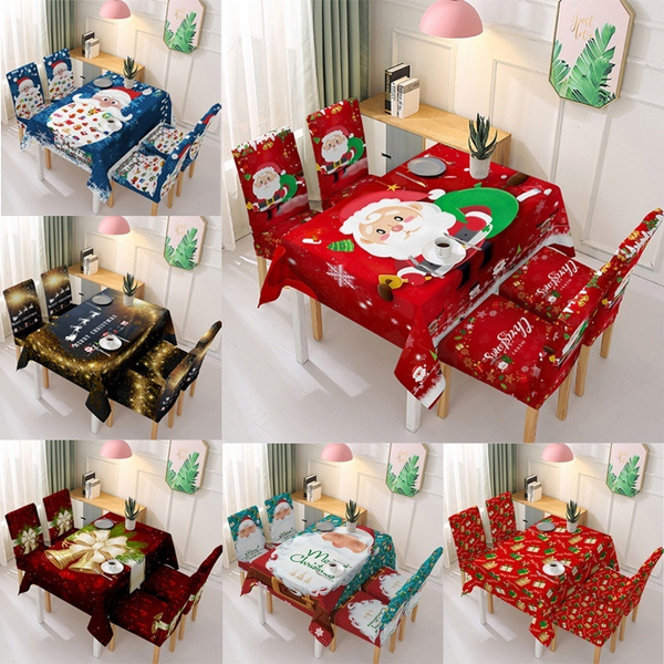Kitchen & Dining, Christmas, christmastablecloth, Ring
