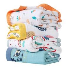 babysupplie, Blanket, kidsblanket, muslincottonblanket