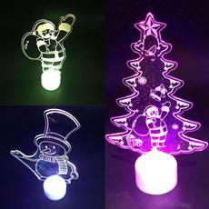 christmastreelight, Night Light, Christmas, Colorful