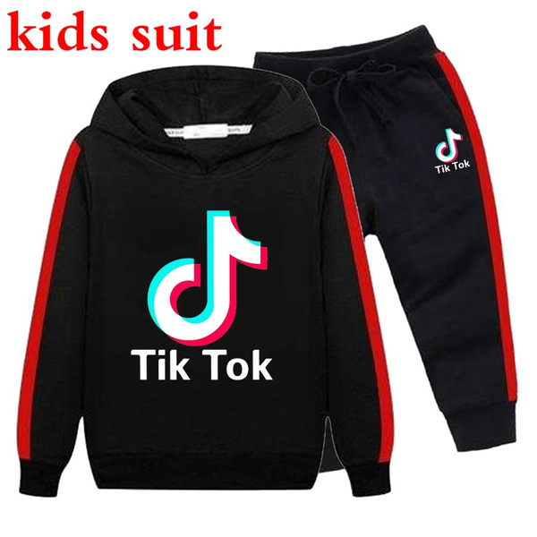 kidshoodieset, Two-Piece Suits, hooded, Sports & Outdoors