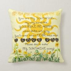 case, sunshine, petpillow, pillowcasecushioncover