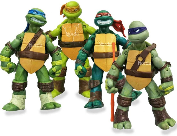 Turtle, Toy, Superhero, for