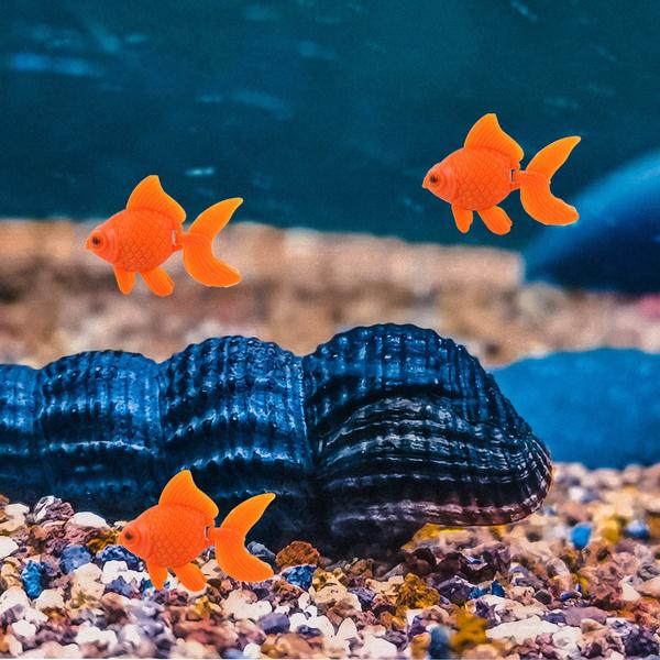 faketropicalfish, Tank, Jewelry, gold