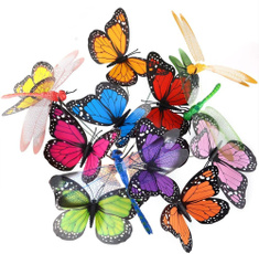 butterfly, dragon fly, 26, Outdoor