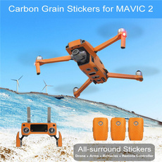 Fiber, pvcstickerfordjimavic2pro, Waterproof, Stickers