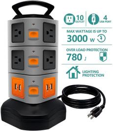 powerboardtower, Sockets, powerstriptower, outlet
