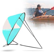 Foldable, Outdoor, windsail, canoeaccessorie