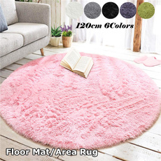 shaggy, living room, Mats, area rug