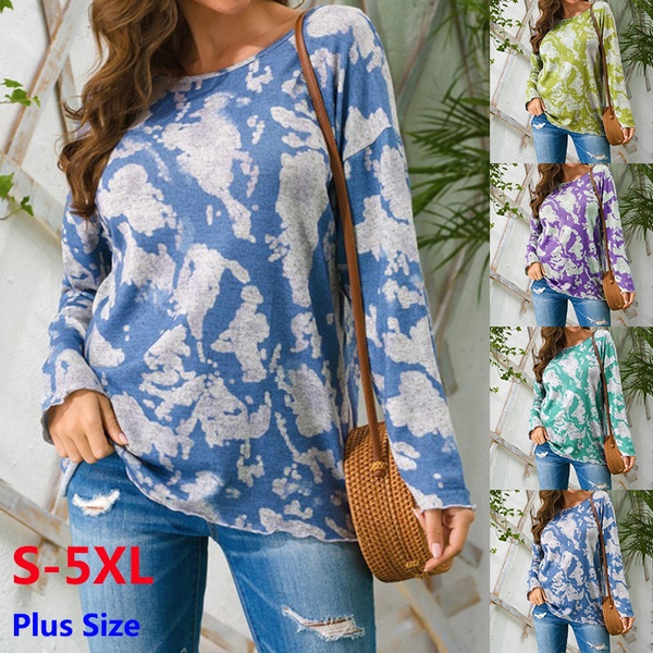 shirtsforwomen, Plus Size, colorfultop, sweaters for women