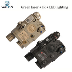 Box, peq15, Laser, greenlaser