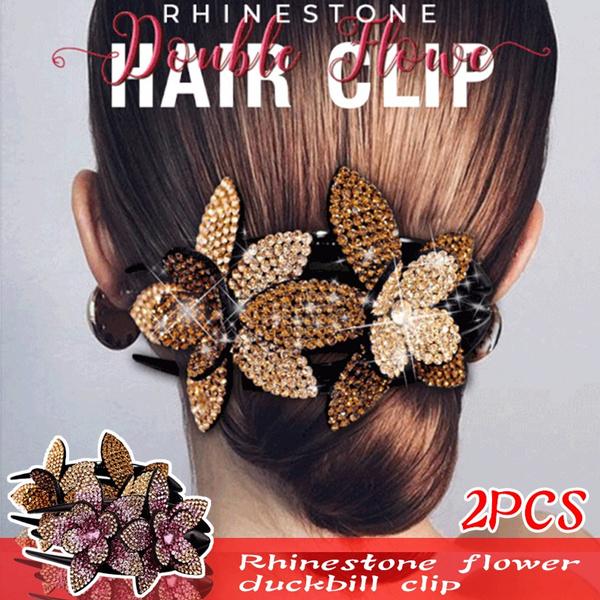 Flowers, headdress, hair jewelry, Fashionable