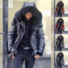 sheepskinjacket, motorcyclejacket, shearlingjacket, Moda