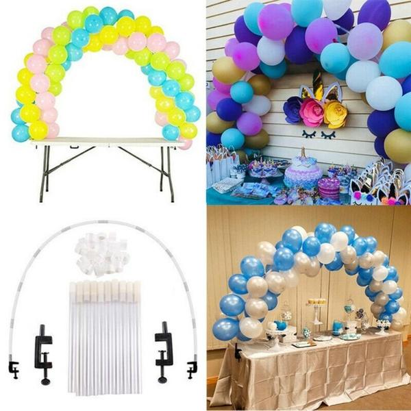 party, Decor, ballooncolumn, Party Supplies