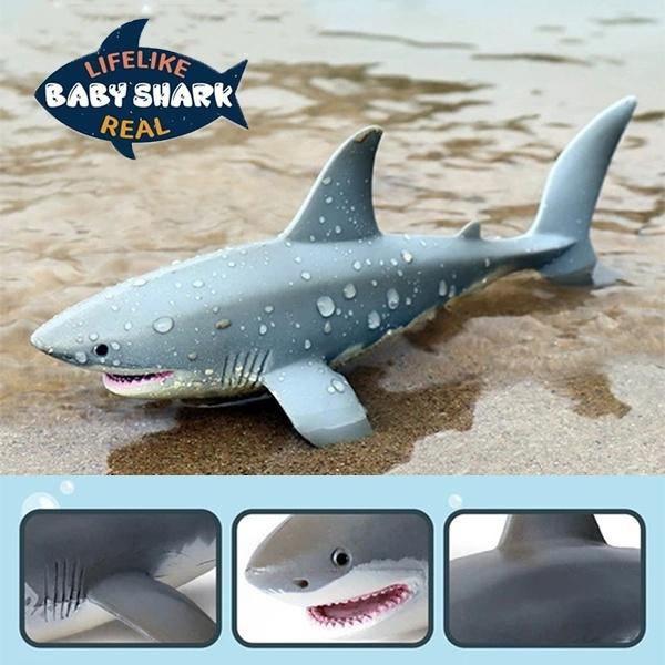 realisticshark, Shark, lifelikesharkmodel, realisticsharkmodel