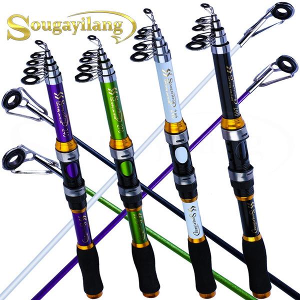 portablefishingrod, Fiber, seafishingrod, fishingrod