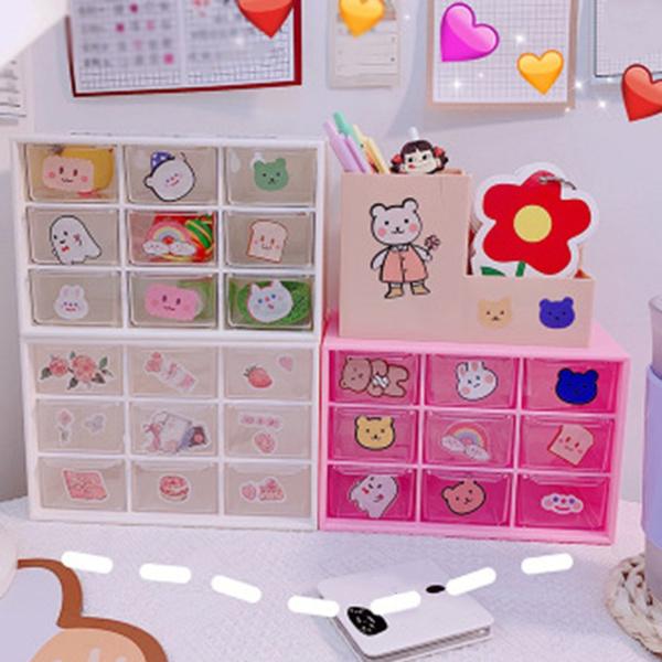 Box, Beauty, drawer, Makeup