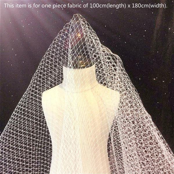 veilfabric, weddingnet, Fashion, hatveiling