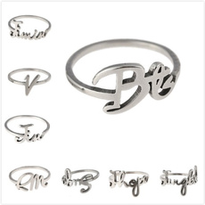 K-Pop, Steel, Stainless Steel, Jewelry