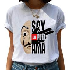Summer, Cotton T Shirt, Fashion, Shirt