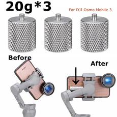 djiholder, balanceweight, phone holder, vlogaccessorie