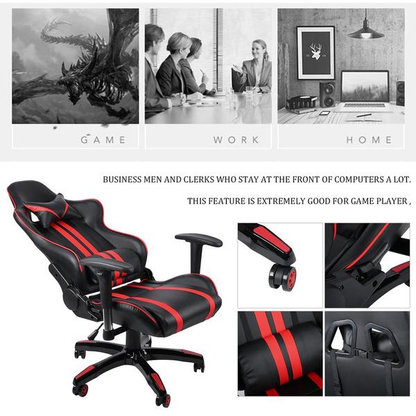 computerdesk, Home & Office, reclinerracingchair, gamingchair