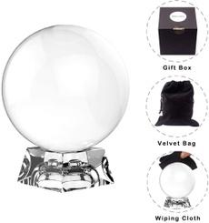 clearcrystalball, Crystal, Stand, crystalsuncatchersball