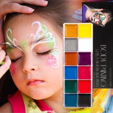 tattoo, art, Belleza, facepaintcolor