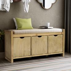 doorstoragestool, Home Decor, Home & Living, Storage