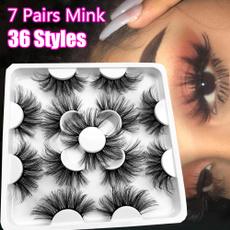 Eyelashes, False Eyelashes, Makeup, eye