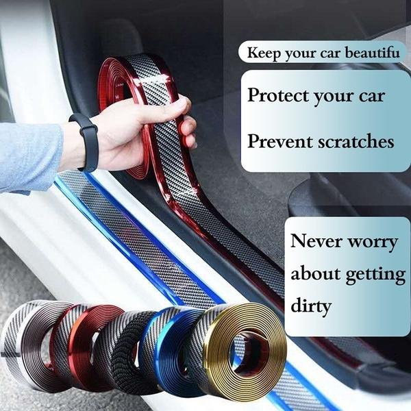 Car Sticker, Fiber, Door, protectivefilm