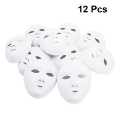whitemask, Cosplay, Masquerade, Halloween Costume