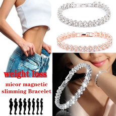 Sterling, weightlossbracelet, Jewelry, gold