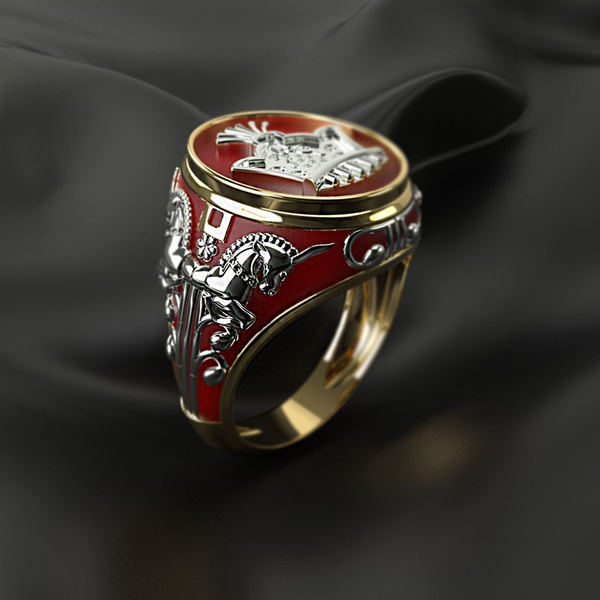King, horse, Fashion, Jewelry