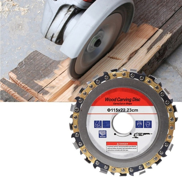 Wood, Chain, Blade, anglegrinder
