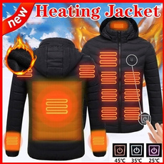 snowcoat, motorcyclecoat, hooded, Winter